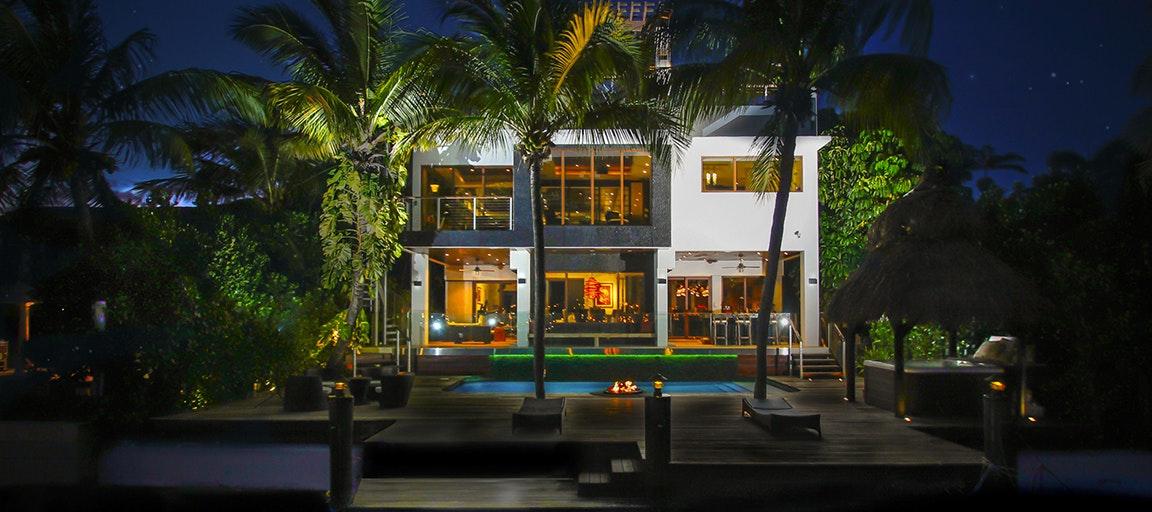 Villa Noma luxury rental in Venetian Islands