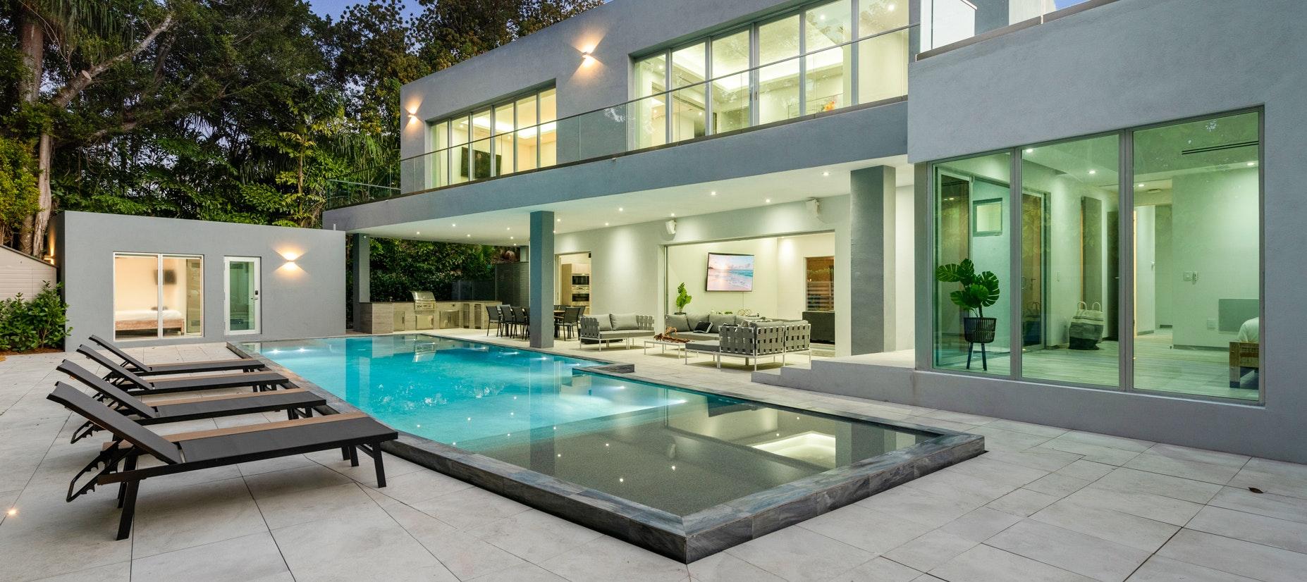 Villa Ciana luxury rental in Coconut Grove