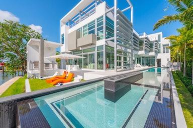 Miami Beach Villa Manuela
