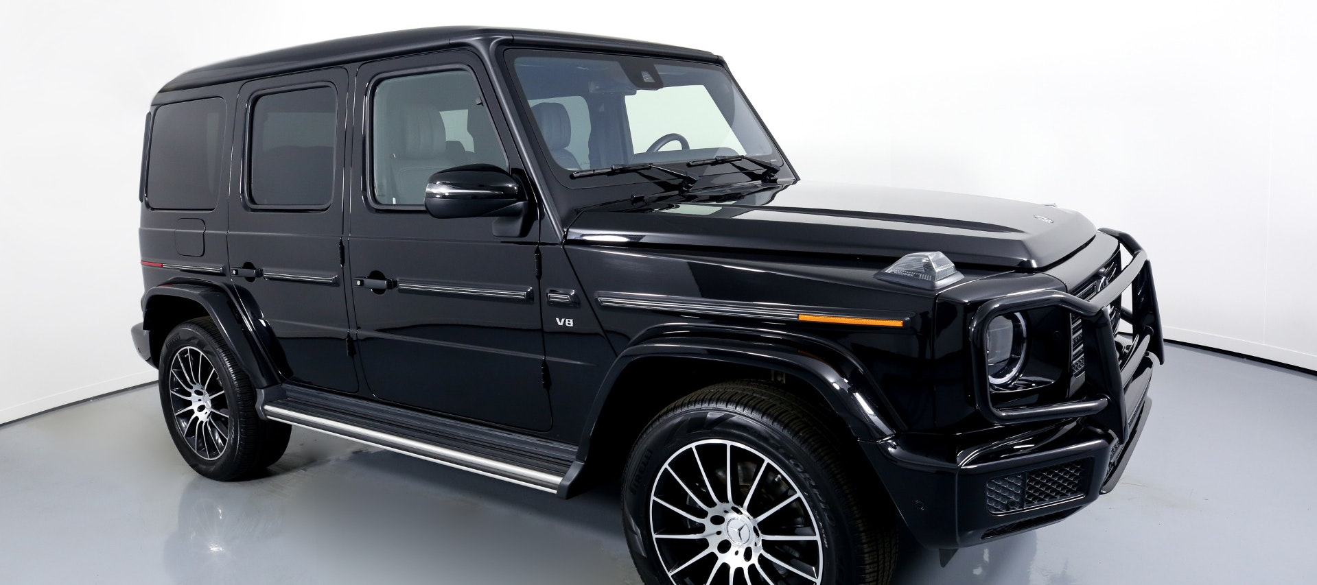 Mercedes-Benz G550 for rent in Miami