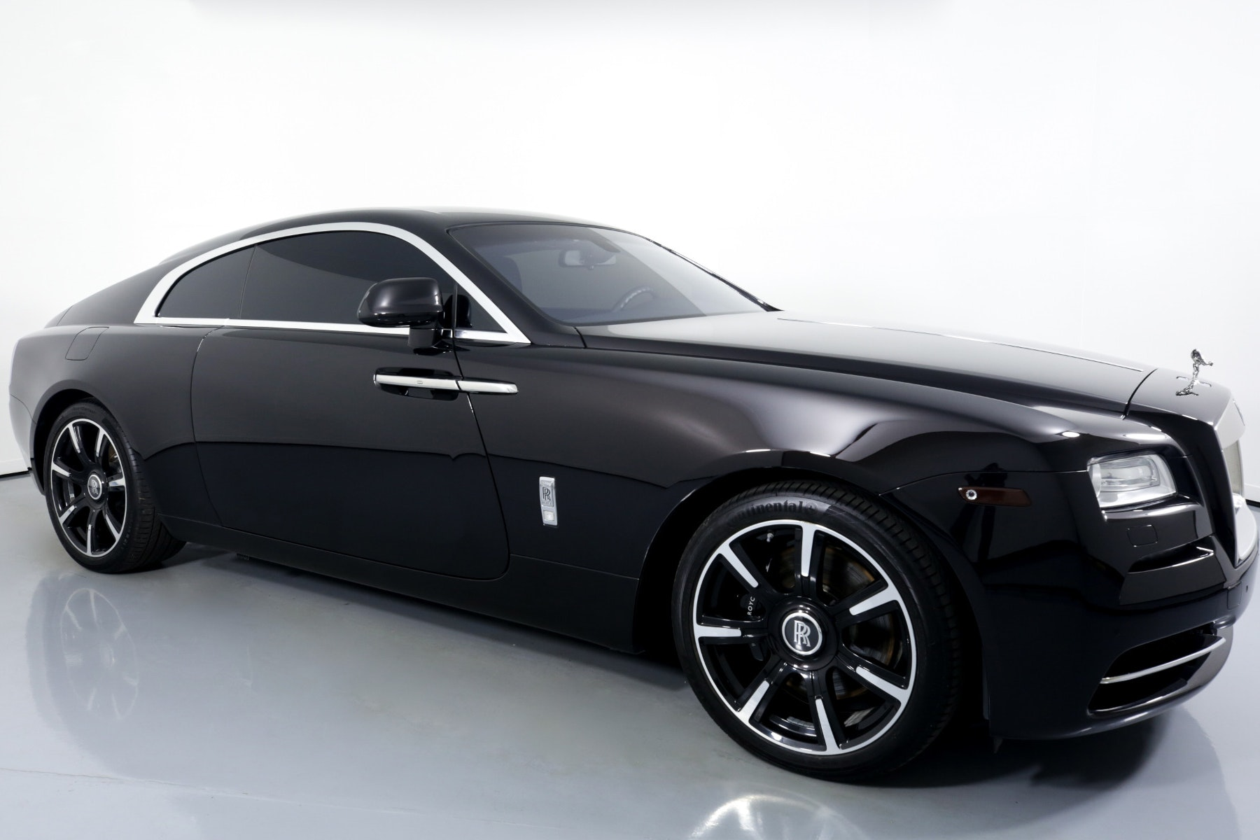 Miami Rolls Royce Wraith image #3