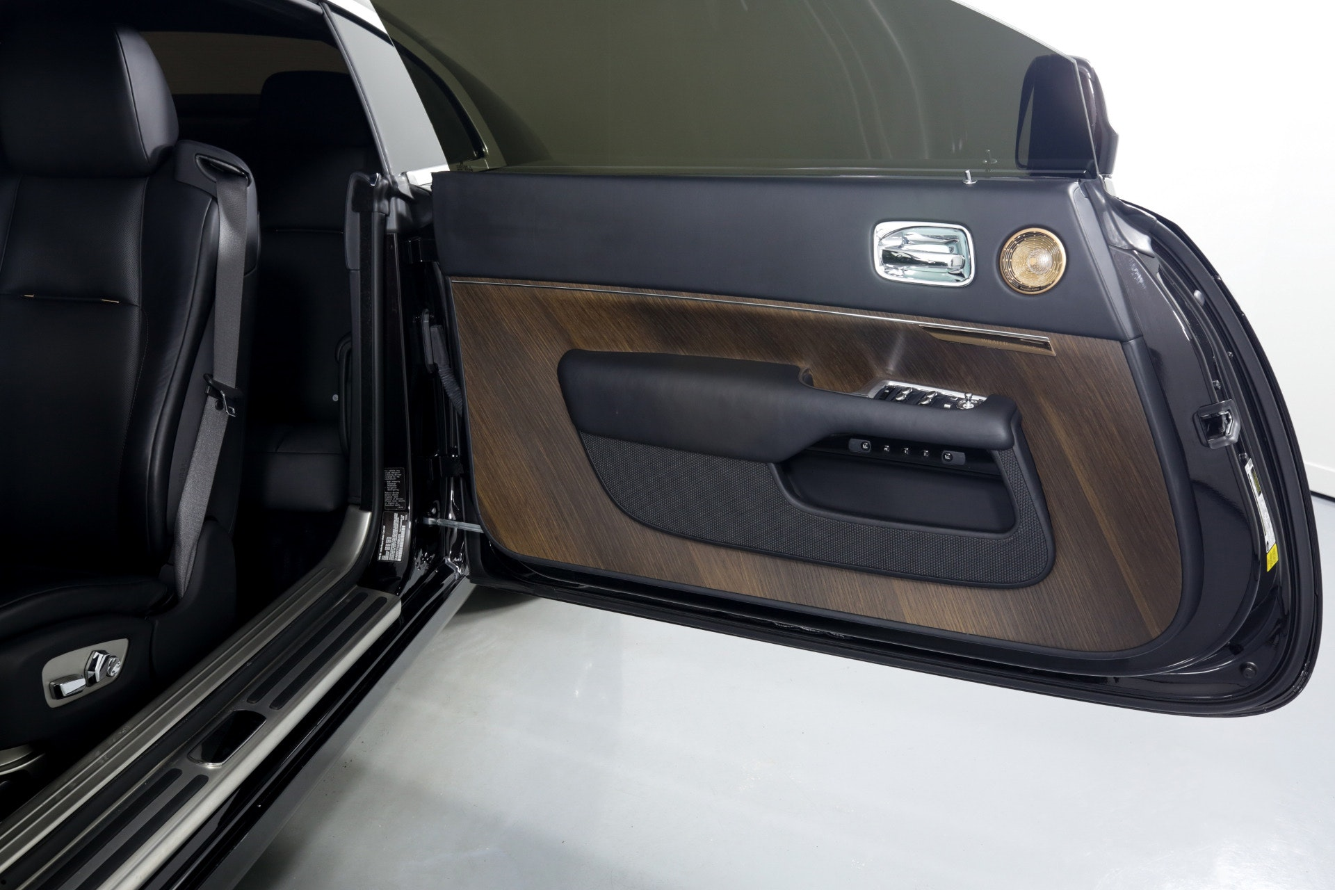 Miami Rolls Royce Wraith image #2