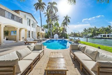 Miami Beach Villa Blush