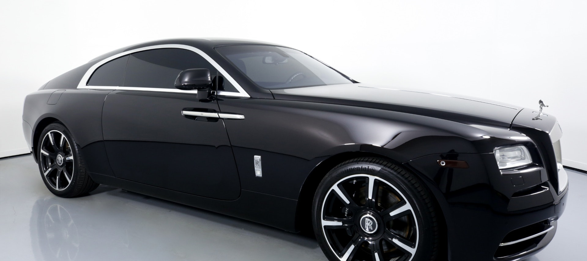 Rolls Royce Wraith for rent in Miami