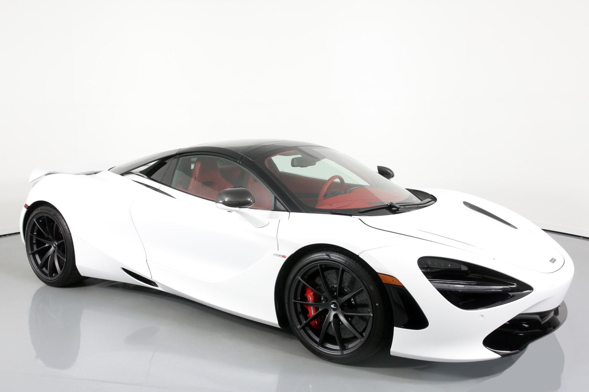 Miami 2020 McLaren 720s Spider image #3