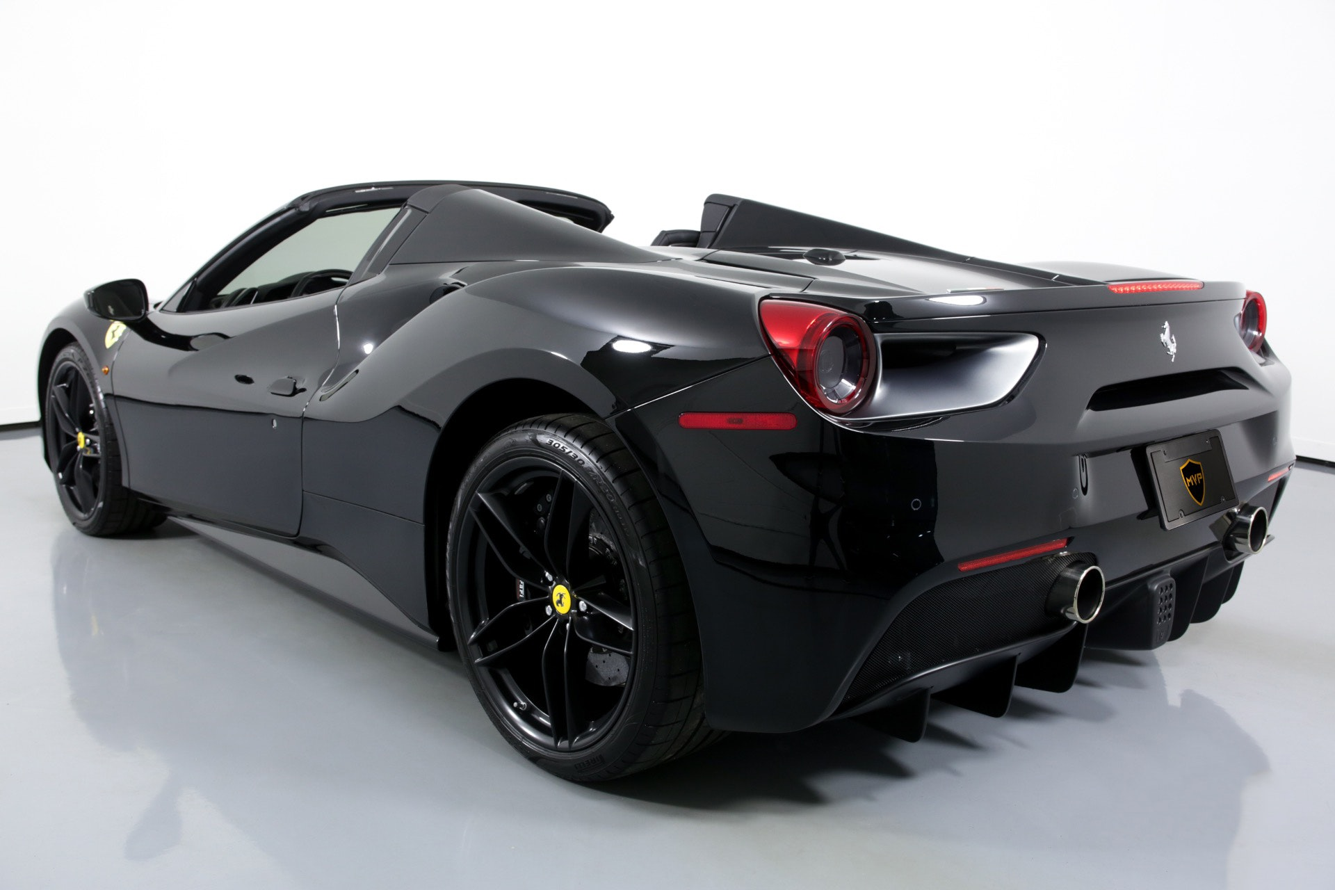Miami 2020 Ferrari 488 Spider image #3