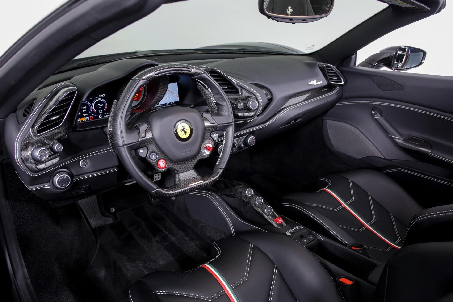 Miami 2020 Ferrari 488 Spider image #4