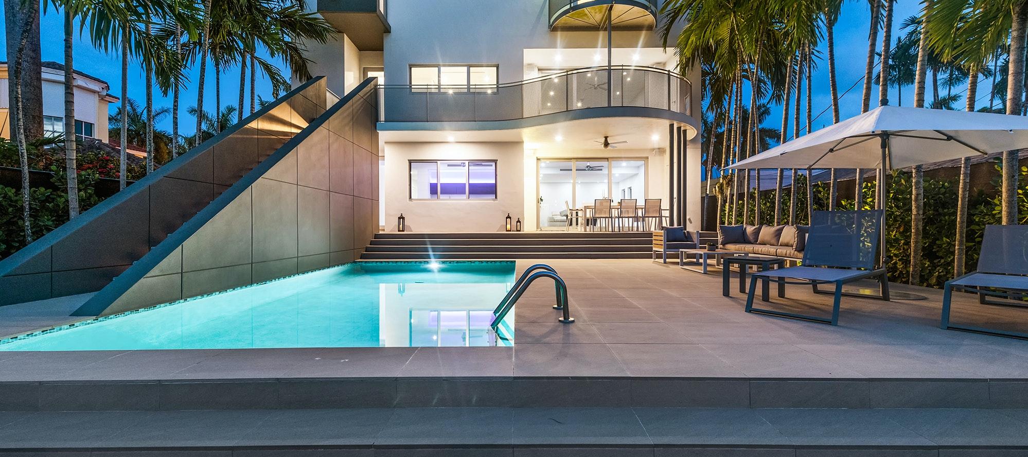 Villa Haven luxury rental in Coconut Grove