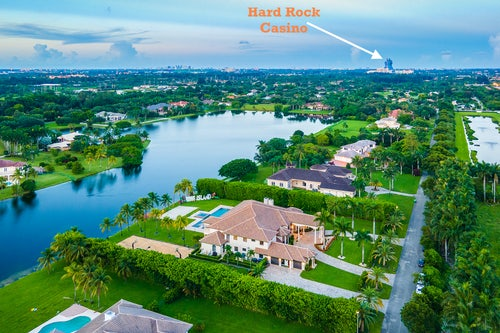 Miami Villa Lake image #3
