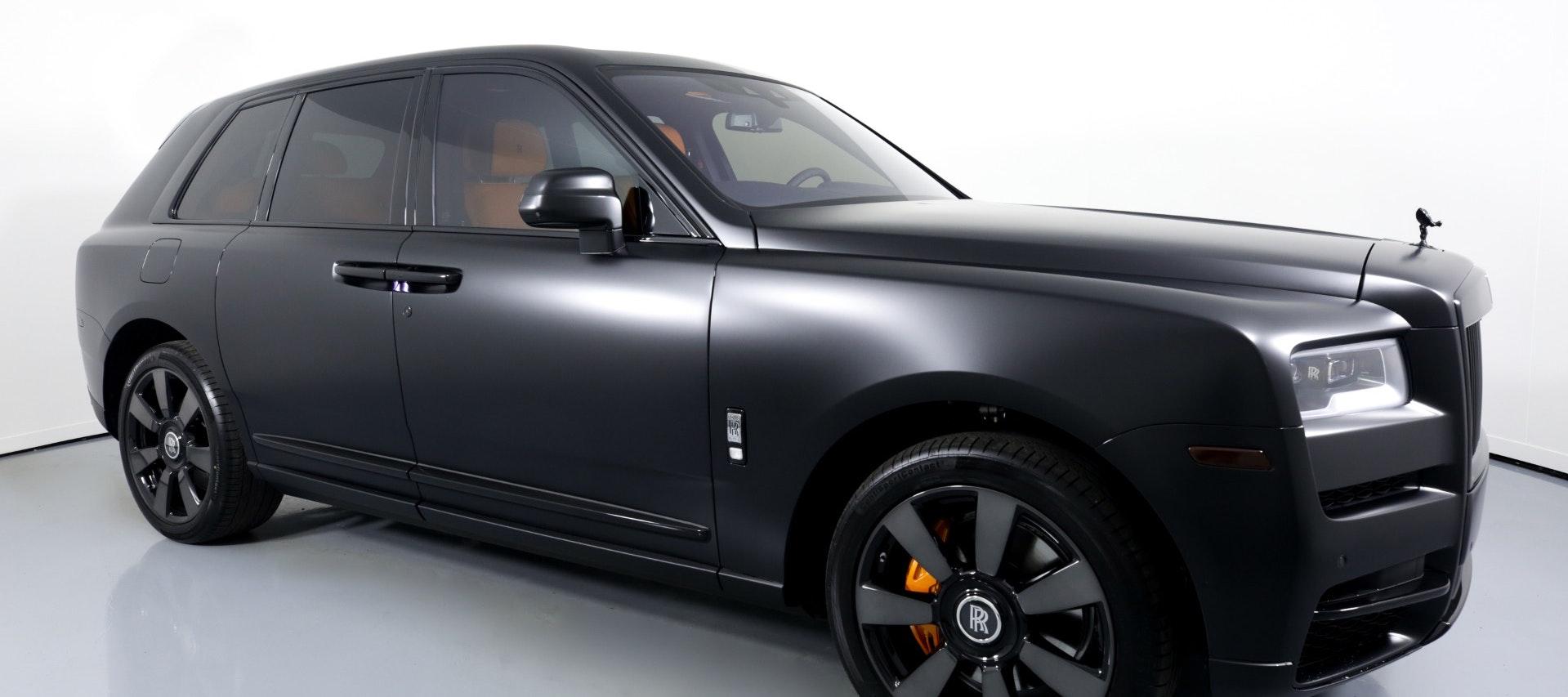 2020 Rolls Royce Cullinan for rent in Miami
