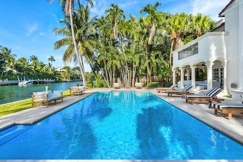 Miami Villa Blush image #5