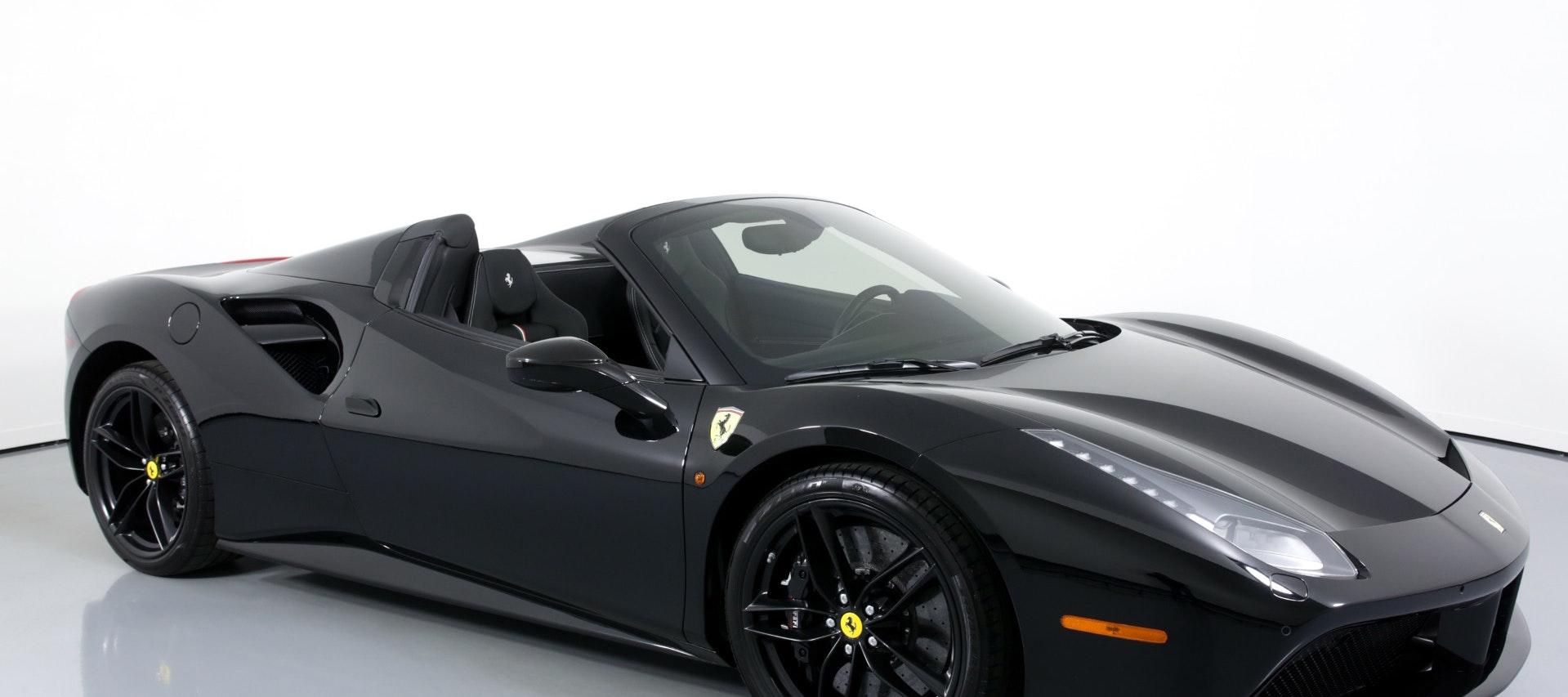 2020 Ferrari 488 Spider for rent in Miami
