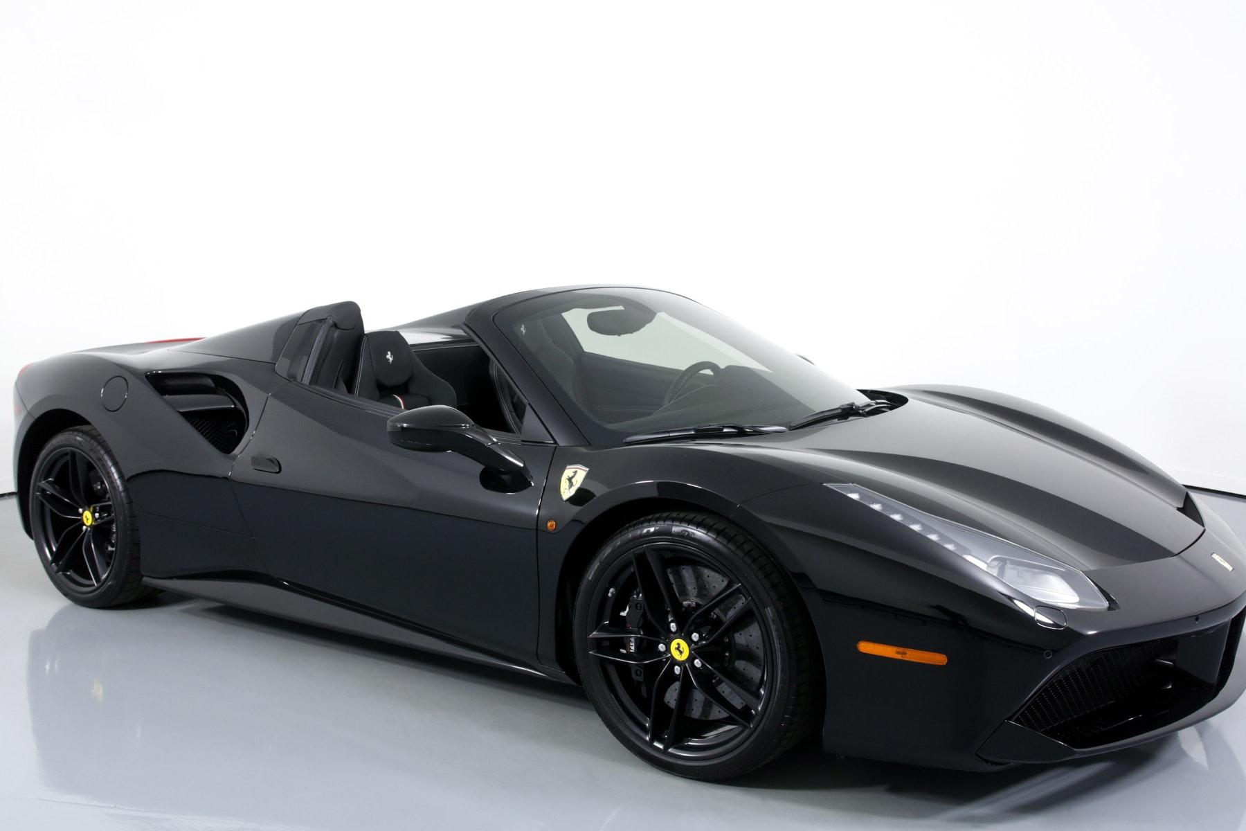 2020 Ferrari 488 Spider