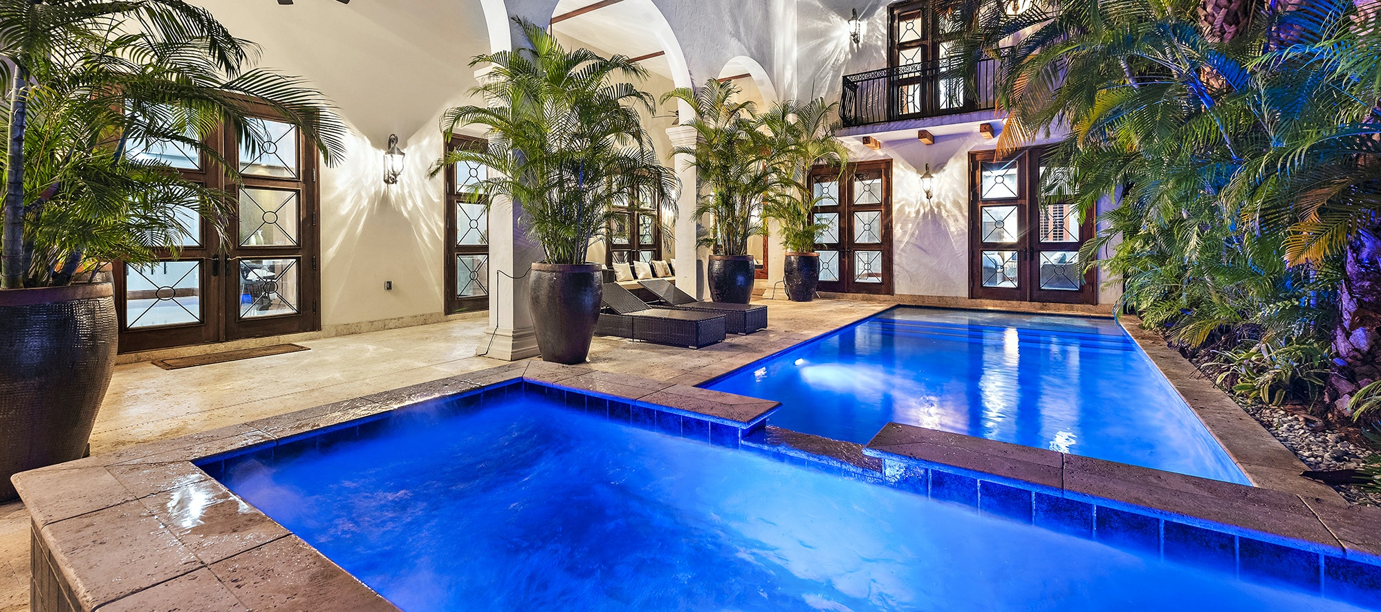 Villa Philippe luxury rental in Fort Lauderdale